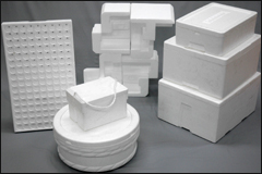 Expandable Plastic Foam Products